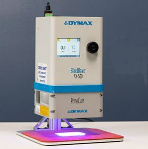 Dymax LED Flood-Curing System BlueWave® AX 550
