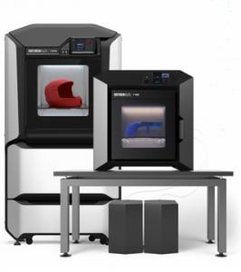 Stratasys Industrial 3D Printers F123 Series