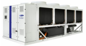Carrier Variable Speed Air Cooled Screw Chiller AquaForce® Vision 30KAVP