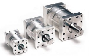 Conic Systems Zero-Backlash Harmonic Gearboxes LT Series