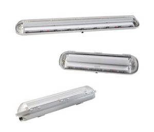 Emerson Hazardous Area LED Linear Luminaires Appleton ATX FELED