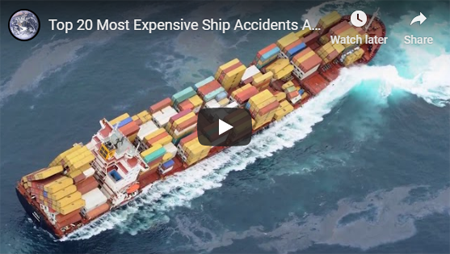 Ship Crashes