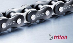 iwis High Performance Roller Chains b.triton