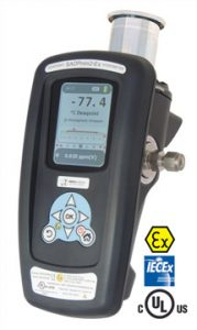 Alpha Moisture Systems Portable Dewpoint Hygrometers SADPmini2-Ex