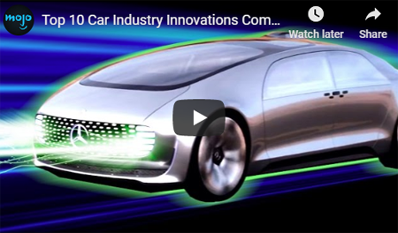 Car Innovations Video