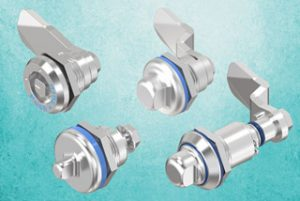 EMKA Stainless Steel Hygienic Compression Latches