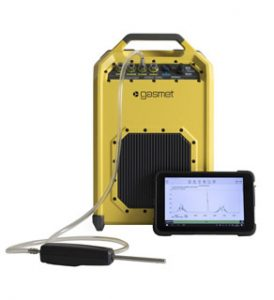 Gasmet Portable Multi Gas Analyzer GT5000 Terra