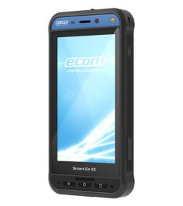 ecom Hazardous Areas Smartphone Smart-Ex 02