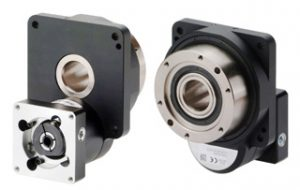 JVL Hollow Shaft Rotary Actuators HLMT Series