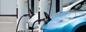 leaf charging stations