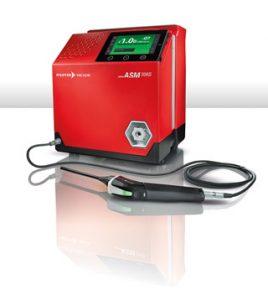 Pfeiffer Vacuum Sniffing Leak Detector ASM 306