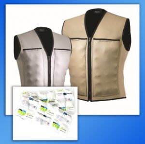 StaCool Industries Body Cooling Vest StaCool