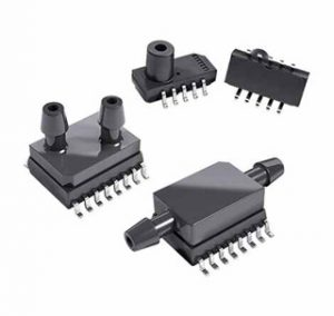 TE Connectivity Low Pressure Sensors SMI Series