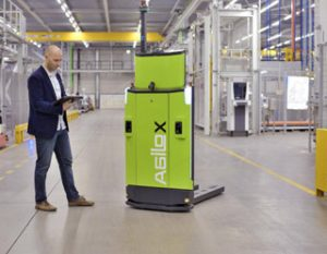 Autonomous Mobile Robots AGILOX