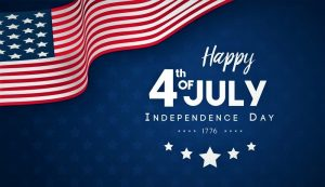 American Independence Day 4th of July 2019 2