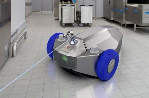 ivv mobile robot cleaner takes production hygiene to a higher level pic 2