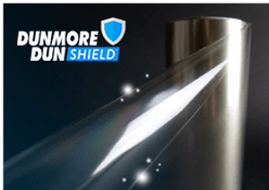 Dunmore Dun-Shield Scratch Resistant Antimicrobial film