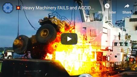 machine accidents