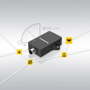Turck IO Link Inclinometers B1NF and B2NF