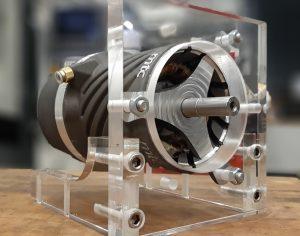 AM electric motor